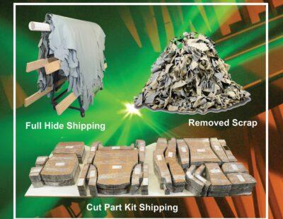 Perrone Railway Cut Part Kits