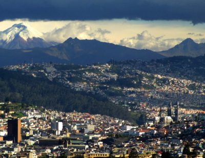 Ecuador: Alstom Presents Multimodal Management Programme at Expo Europa 360