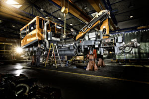 ROBEL ROCHECK Revision and retrofit of Systems & Vehicles