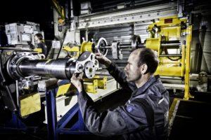 ROBEL ROPROFILE Wheelset and Bogie Overhaul