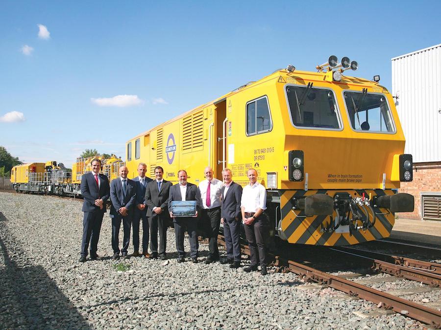 RORUNNER Engineering Trains