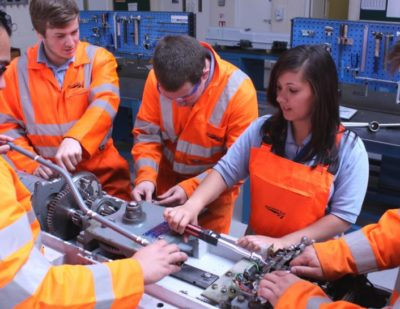 UK: Rail Week 2018 Promotes Careers in the Industry