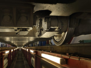 SKF: Boosting Service Intervals for Traction Motors in the Rail Industry