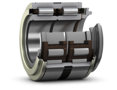 SKF Launch New Cylindrical Roller Bearing Unit for Passenger Trains