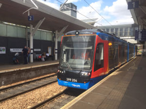 Supertram Tram Train