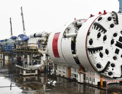 Sydney Metro TBMs to Begin Work on the Project's Tunnels