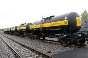 Russian Commodities Producer Awards Tank Car Tender to United Wagon Company