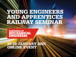 Young Engineers and Apprentices Railway Seminar