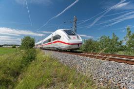 DB ICE 4 high-speed train