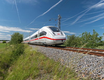 Bombardier Partners with Siemens to Supply New ICE 4 Trains to DB