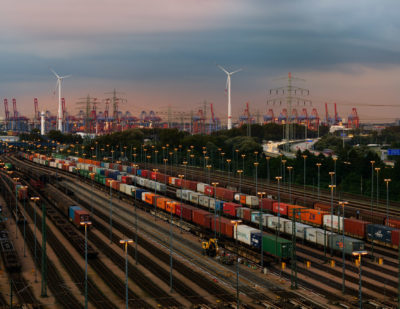 Increased Demand for Rail Freight Services