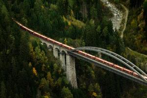 Rail Cargo Group freight train