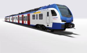 Transdev Orders 64 Stadler FLIRT 160 Trains to Operate on Hanover S-Bahn Network
