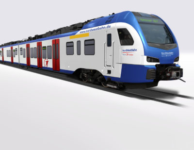Transdev Orders 64 Stadler FLIRT 160 Trains to Operate on Hanover S-Bahn Network
