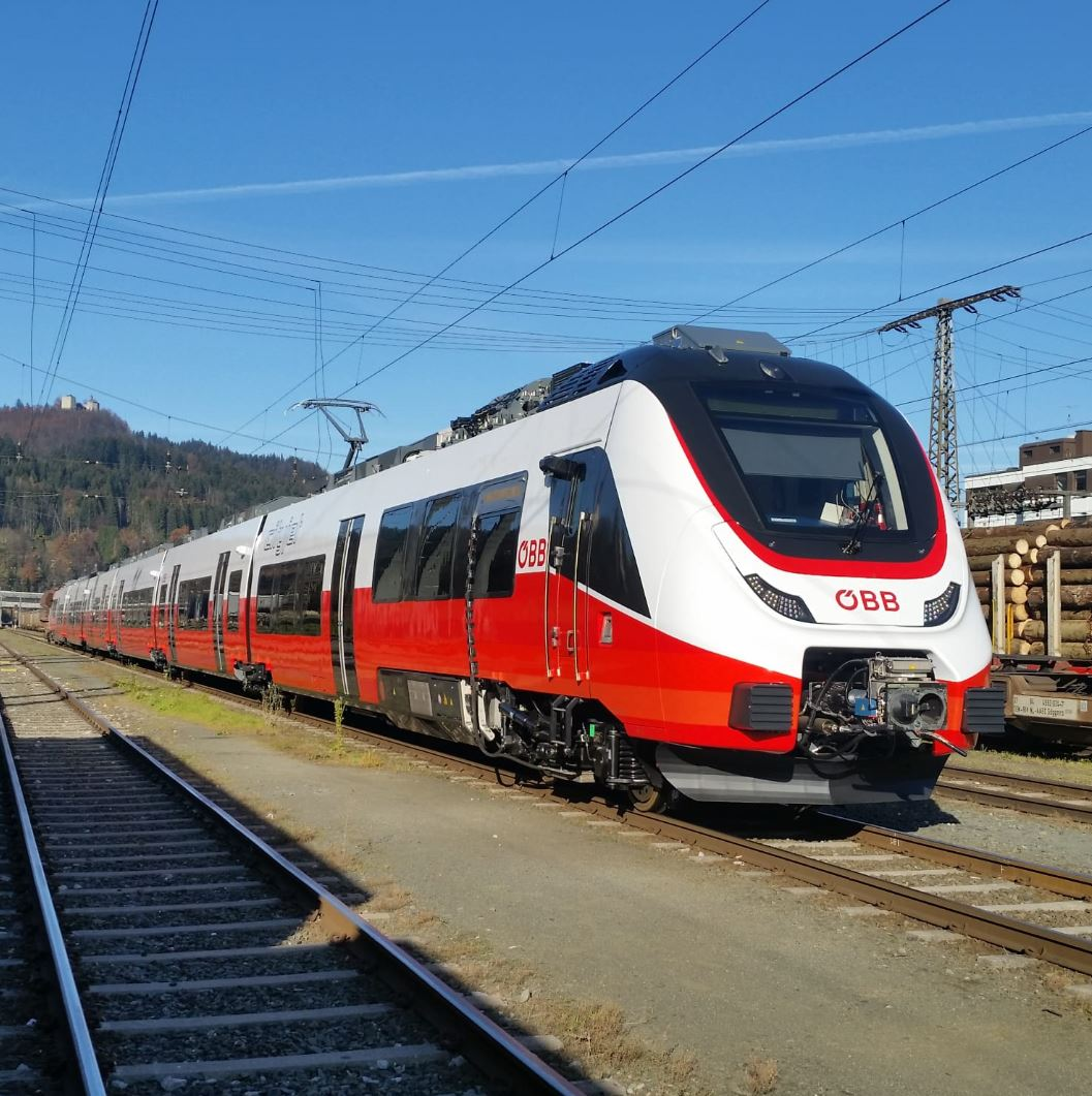 OEBB Cityjet TALENT 3