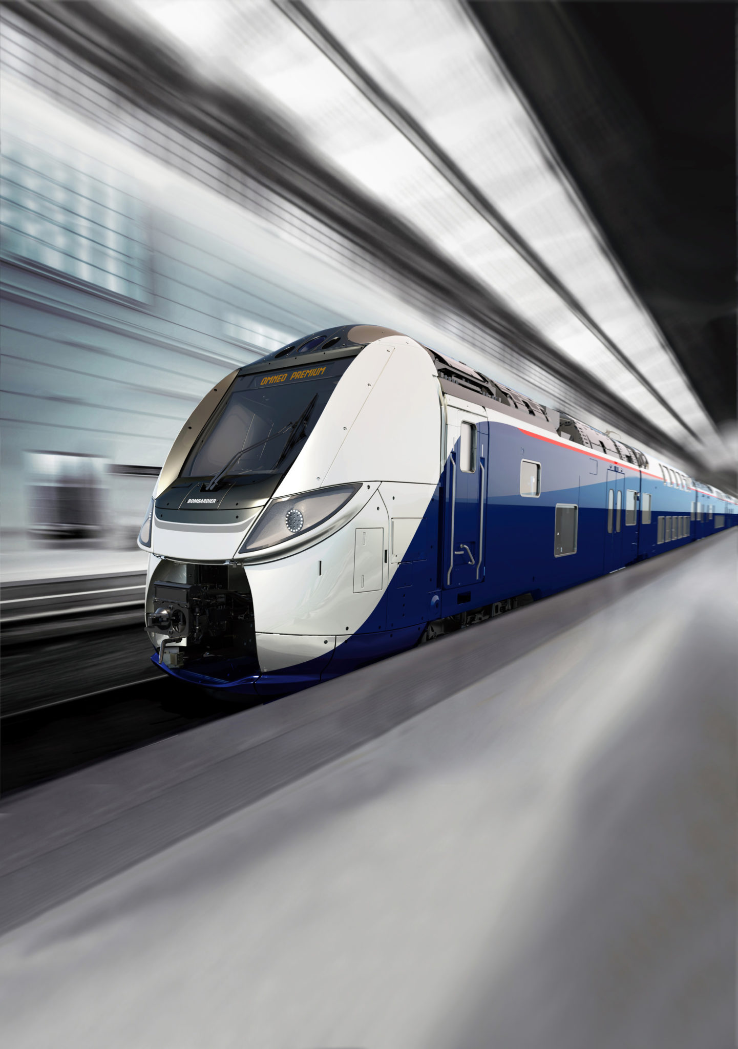 Bombardier OMNEO Premium train