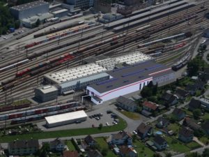 OEBB maintenance facility