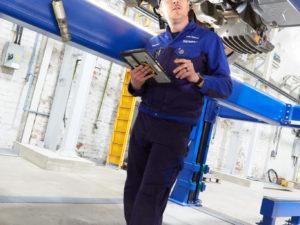 Siemens bogie service centre