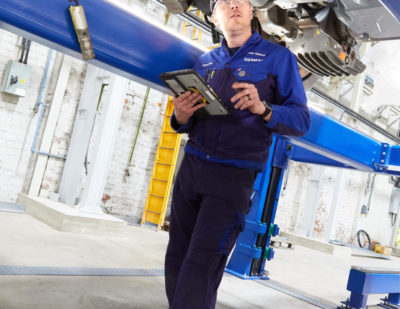 UK: Lincoln Gets New Siemens Bogie Service Centre