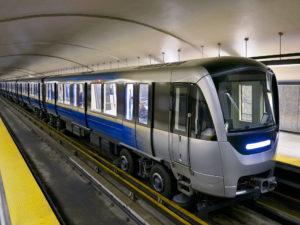 AZUR metro cars