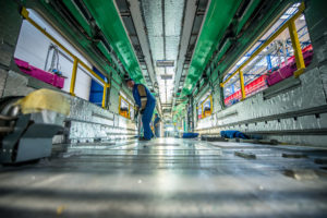 New Alstom Coradia Stream Production Line Inaugurated in Poland