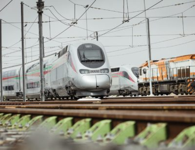 Morocco High-Speed Rail Line Between Tangiers and Kenitra Opens