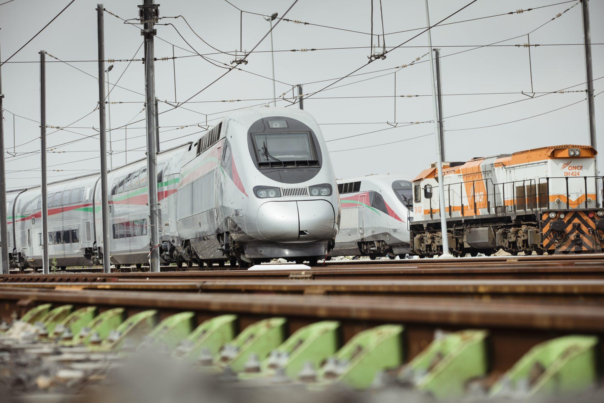 Alstom Avelia Euroduplex in Morocco