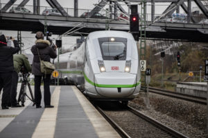 80 Percent Green Electricity by 2030 Says Deutsche Bahn