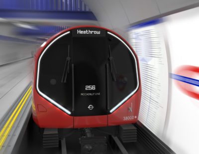 Siemens Mobility to Design and Manufacture Next-Generation Trains for London Underground