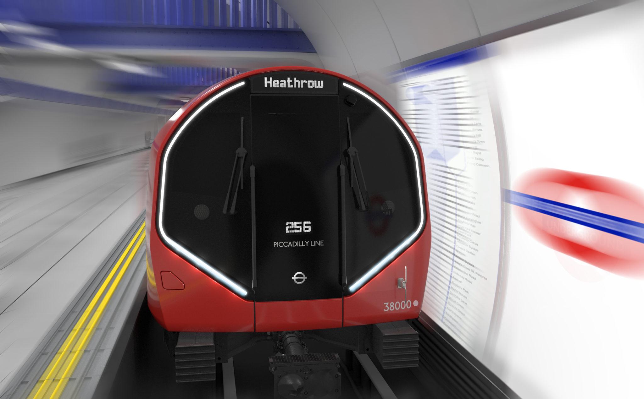 Siemens Inspiro London