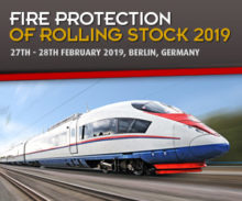 Fire Protection of Rolling Stock 2019
