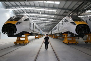 Hitachi and Bombardier Announce a Global High Speed Rail Learning Programme