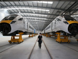 Global High Speed Rail Learning Programme