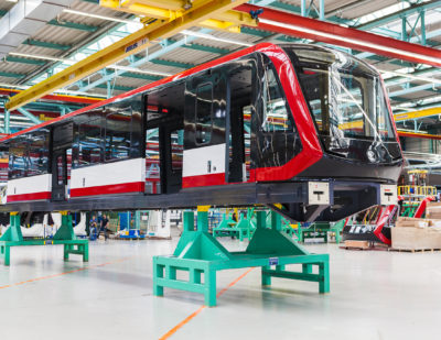 Siemens Mobility Receives Order for 6 Additional G1 Metro Trains for Nuremberg