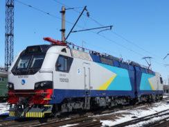 KZ8A freight locomotive