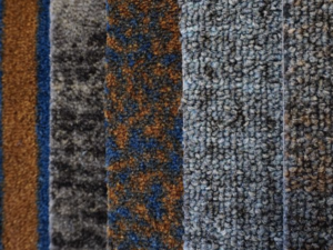 Printed Carpets for Trains