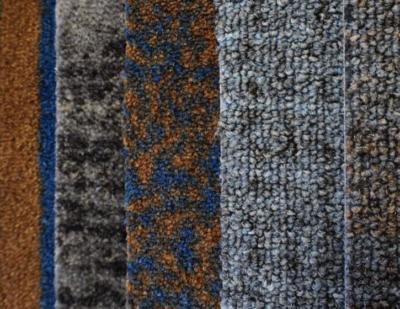 Lantal: New Printed Carpets for Trains