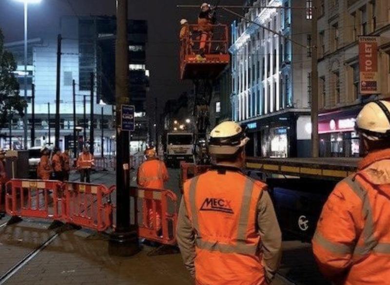 Manchester Metrolink Isolation