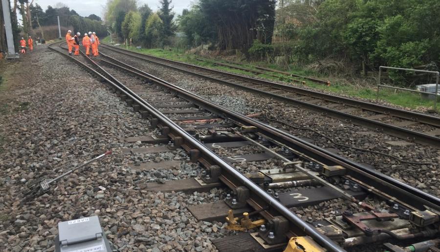 Rail Signalling