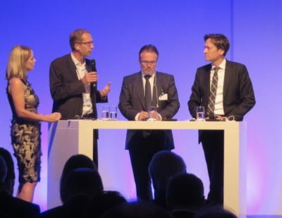 The Future of Rail: A Panel Discussion with the Heads of Siemens Mobility, Alstom and Bombardier