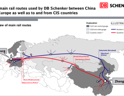 Deutsche Bahn and China Railways Deepen Their Working Relationship