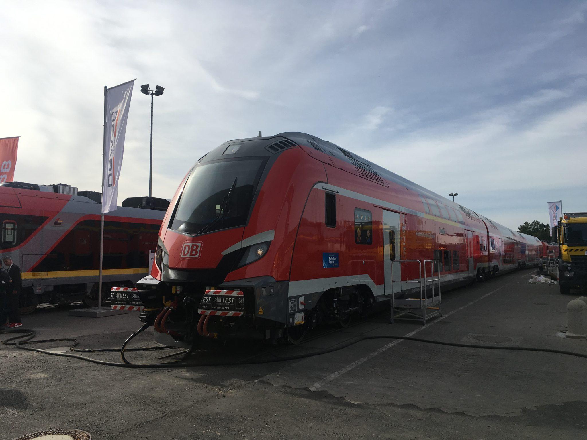 Škoda push-pull trainset