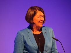EU Commissioner for Transport Violeta Bulc