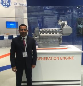 GE Transportation at InnoTrans