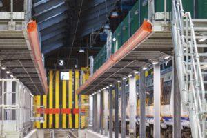 Zonegreen Assures Worker Safety at Willesden Depot