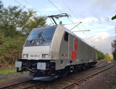 Bombardier TRAXX locomotive