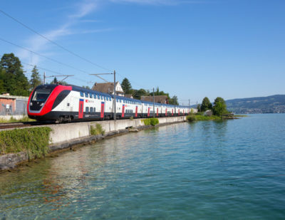 Bombardier TWINDEXX Swiss Express Trains Given Operating Licence in Switzerland