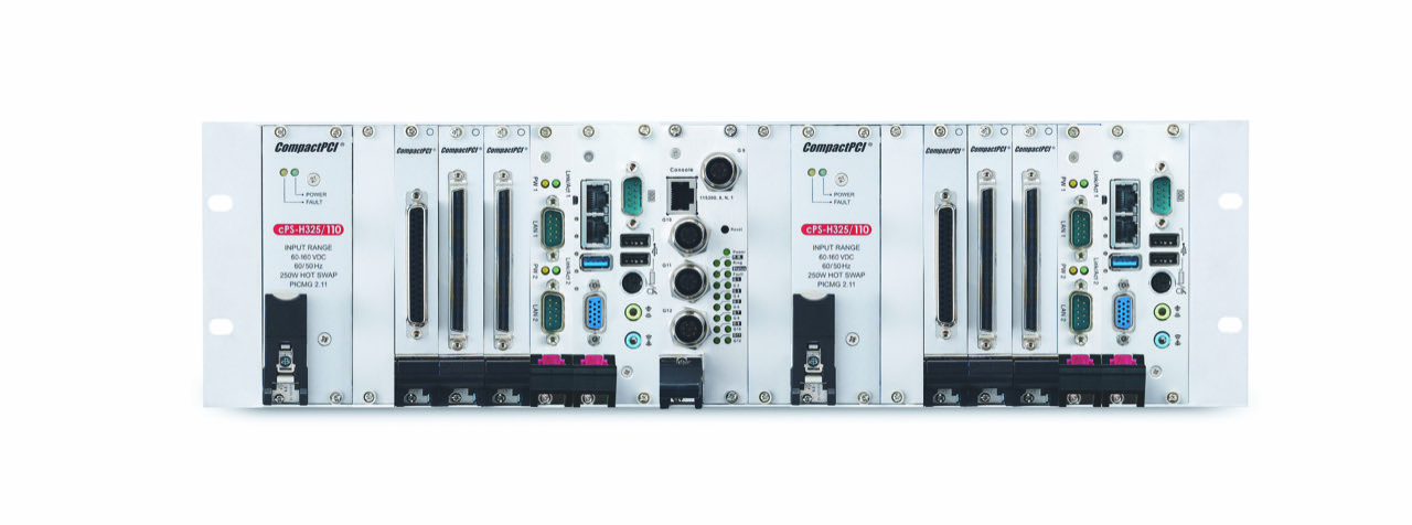 Extensive IO CompactPCI Platform (cPCI-3630)