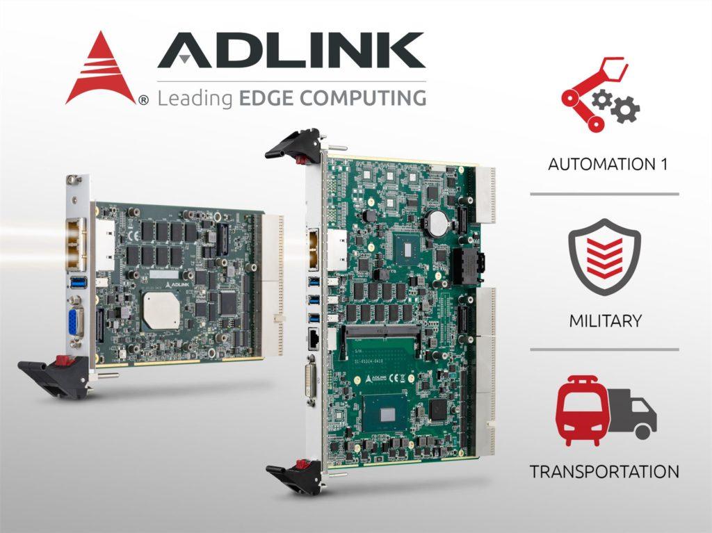 CompactPCI processor blades