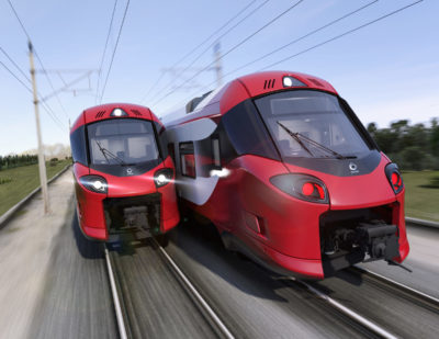 Alstom to Equip Luxembourg Railways' Coradia Trains with ATO System